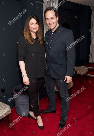 Editorial photo of 'Some Mothers Do 'Ave' Em' press night, Richmond Theatre, London, UK - 07 Mar 2018