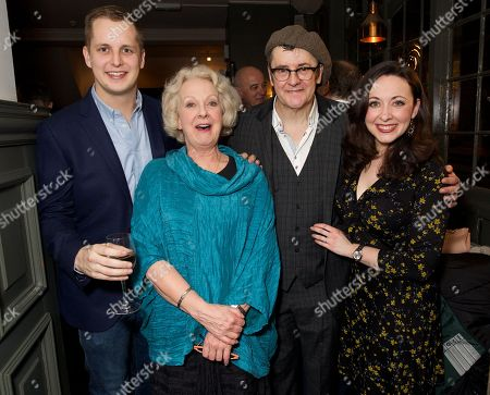 Stock Picture of Guy Unsworth, Susie Blake, Joe Pasquale and Sarah Earnshaw