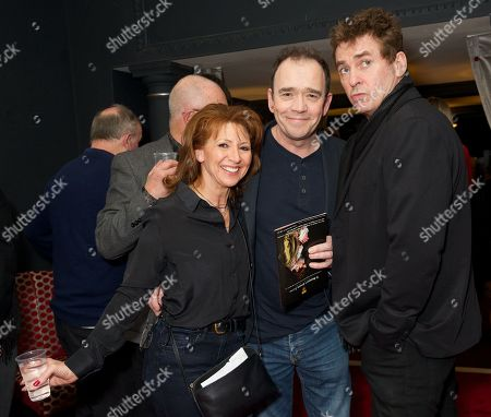 Bonnie Langford, Todd Carty and Shane Richie