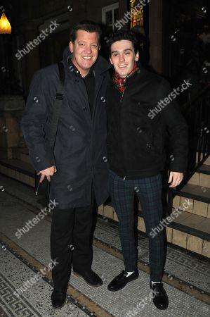 Sam Kane and Jack Rowan