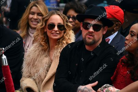 Nicole Richie, Joel Madden. Nicole Richie and Joel Madden attend the Lionel Richie Hand and Footprints Ceremony at TCL Chinese Theatre forecourt on in Los Angeles
