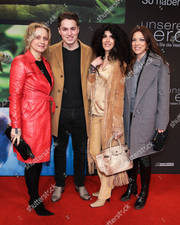 Editorial photo of Premiere of Earth: One Amazing Day, Berlin, Germany - 07 Mar 2018