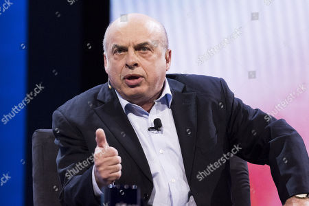 Natan Sharansky, Chair of the Executive of the Jewish Agency for Israel, speaking at the AIPAC (American Israel Public Affairs Committee) Policy Conference at the Walter E. Washington Convention Center