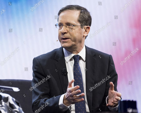 Yitzhak Herzog, Chairman of the Israeli Labor Party, speaking at the AIPAC (American Israel Public Affairs Committee) Policy Conference at the Walter E. Washington Convention Center