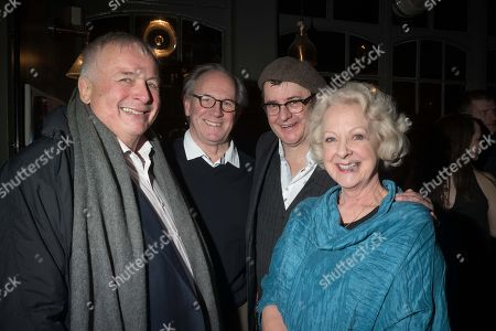 Christopher Biggins, Peter Davison, Joe Pasquale and Susie Blake