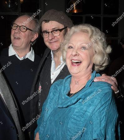 Peter Davison, Joe Pasquale and Susie Blake