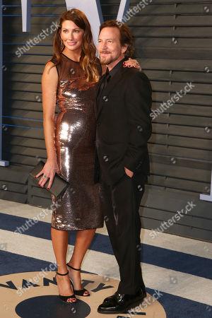 Jill McCormick and Eddie Vedder