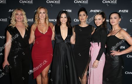 Elisabeth Rohm, Katrina Law, Eve Mauro, Guests