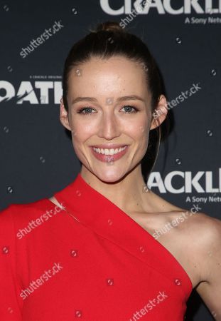 Editorial image of 'The Oath' TV show premiere, Los Angeles, USA - 07 Mar 2018