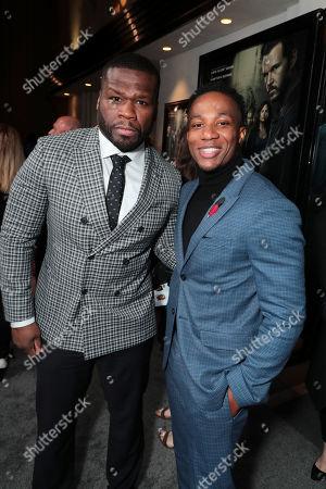 50 Cent, Executive Producer, Arlen Escarpeta