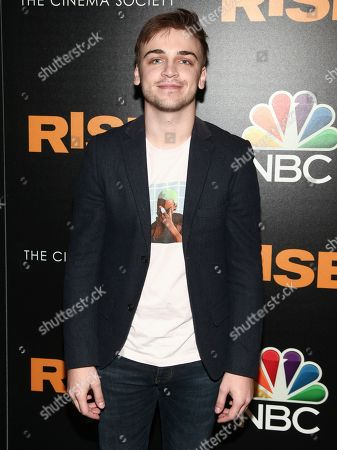 "Editorial image of NY Premiere of NBC's ""Rise"", New York, USA - 07 Mar 2018"