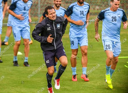 Editorial picture of Sydney FC training session, Australia - 06 Mar 2018