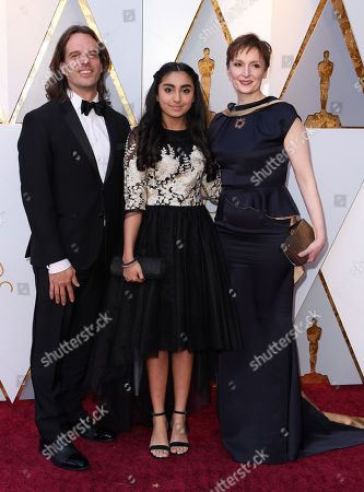 Anthony Leo, Saara Chaudry and Nora Twomey