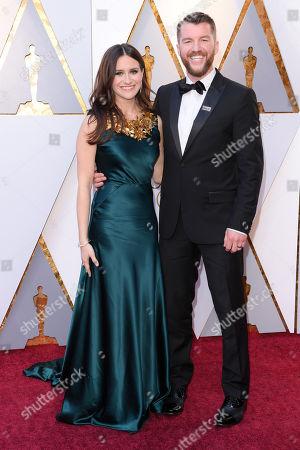 Elaine McMillon Sheldon and Kerrin Sheldon