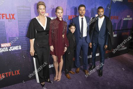 Stock Picture of Janet McTeer, Rachael Taylor, Kevin Chacon, J.R. Ramirez, Eka Darville