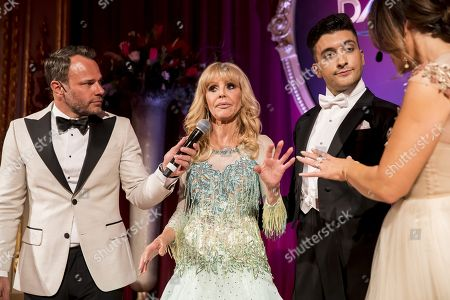 Editorial picture of 'Let's Dance photocall, Stockholm, Sweden - 07 Mar 2018