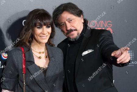 Cecilia Gessa, Carlos Bardem