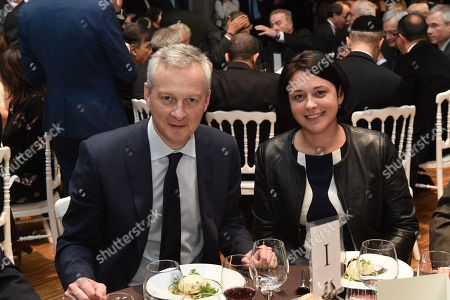 Bruno Le Maire and Sylvia Pinel