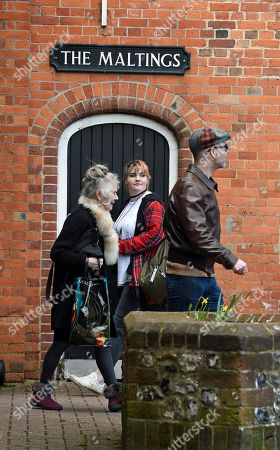 The Maltings in the Cathedral City of Salisbury, Wiltshire, southern England, 08 March 2018, where ex Russian spy Sergei Skripal aged 66 and his daughter Yulia aged 33 walked before they were found on a bench suffering from extreme exposure to a rare nerve agent on 04 March 2018. The London Metropolitan Police Service (MPS) reported on 07 March 2018 that Detectives investigating how former Russian spy Sergei and Yulia Skripal became seriously ill in Salisbury southern England on 04 March 2018 continue to work with specialist health experts. Police are now in a position to confirm that their symptoms are a result of exposure to a nerve agent. Scientific tests by Government experts have identified the specific nerve agent used which will help identify the source but at this stage in a fast-paced ongoing investigation we will not comment further. Assistant Commissioner Mark Rowley, the head of Counter Terrorism Policing, said: 'Having established that they were exposed to a nerve agent we are now treating this as a major incident involving an attempted murder by the administration of a nerve agent.'