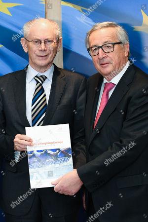 Jean-Claude Juncker / Herman Van Rompuy