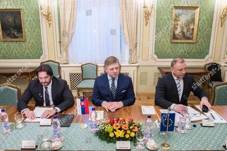 Robert Fico and Robert Kalinak