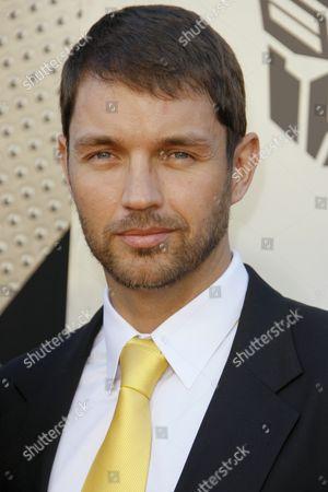 Stock Picture of Matthew Marsden