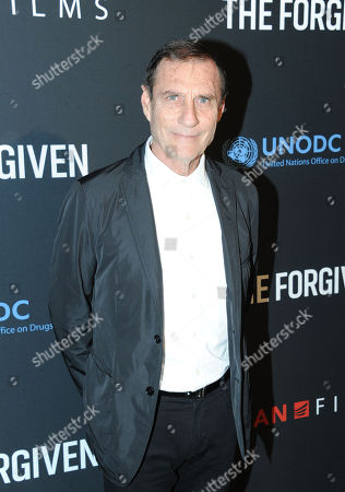 Editorial photo of 'The Forgiven' film premiere, New York, USA - 07 Mar 2018