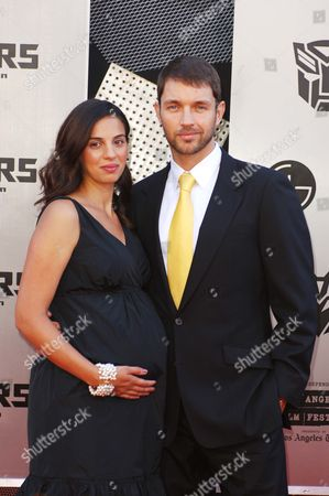 Matthew Marsden and Wife Nadine