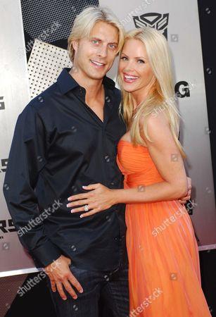 Gena Lee Nolin and husband Cale Hulse