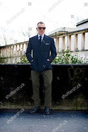 Editorial photo of Street Style, Fall Winter 2018, Paris Fashion Week, France - 05 Mar 2018