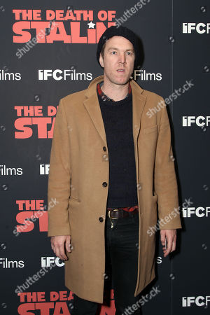 Editorial image of The New York Premiere of IFC Films' THE DEATH OF STALIN sponsored by Polish Standard Vodka, USA - 08 Mar 2018