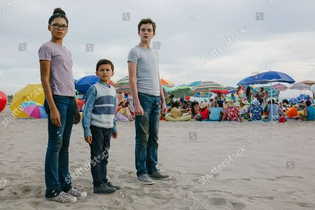 Storm Reid, Deric McCabe, Levi Miller