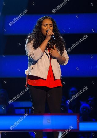 The Battles: Team J-Hud: Gayatri Nair.