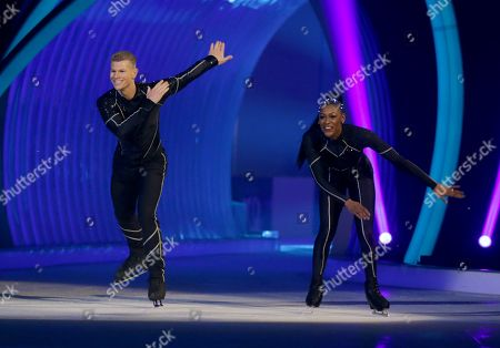 Perri Shakes-Drayton and Hamish Gaman