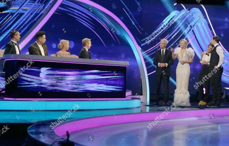 Editorial picture of 'Dancing on Ice' TV show, Series 10, Episode 10, The Final, Hertfordshire, UK - 11 Mar 2018