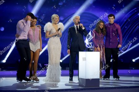 Editorial photo of 'Dancing on Ice' TV show, Series 10, Episode 10, The Final, Hertfordshire, UK - 11 Mar 2018