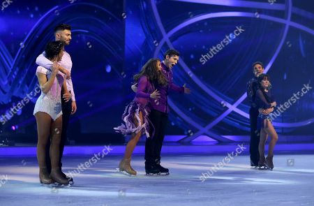 Editorial image of 'Dancing on Ice' TV show, Series 10, Episode 10, The Final, Hertfordshire, UK - 11 Mar 2018