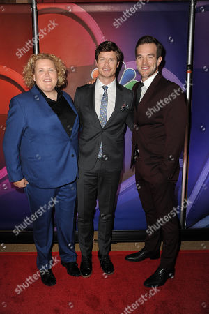 Fortune Feimster, Anders Holm, Andy Favreau