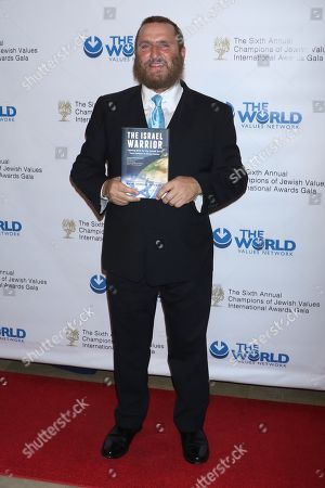 Rabbi Shmuley Boteach, founder and Executive Director of the World Values Network