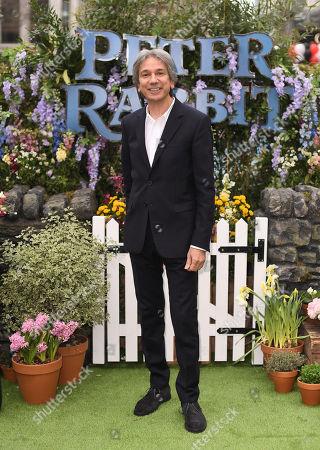 Editorial photo of 'Peter Rabbit' film premiere, London, UK - 11 Mar 2018