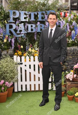 Editorial image of 'Peter Rabbit' film premiere, London, UK - 11 Mar 2018
