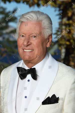 Roy Walker at the end of his 21 days of treatment