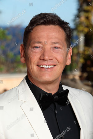 Stock Photo of Sid Owen at the end of his 21 days of treatment