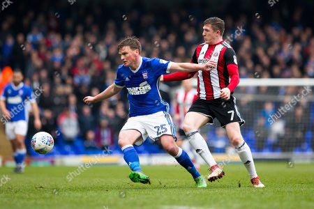 Editorial picture of Ipswich Town v Sheffield United, Sky Bet Championship, Football, Portman Road, Ipswich, UK - 10 Mar 2018