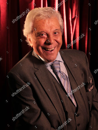 Lionel Blair, who worked with Larry Grayson on his very earliest forays into television.
