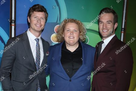 Anders Holm, Fortune Feimster, Andy Favreau