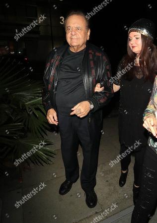 Paul Sorvino and Dee Dee Benkie