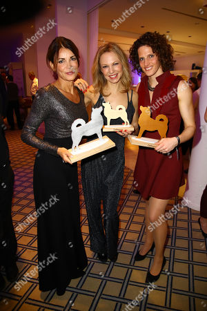 Stock Picture of Gerit Kling, Birte Glang and Lena Schoeneborn