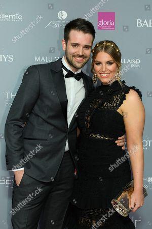 Mario Dornbach and Angelina Kirsch