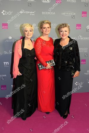 Birgit lechtermann, Andrea Spatzek and Marie-Luise Marjan